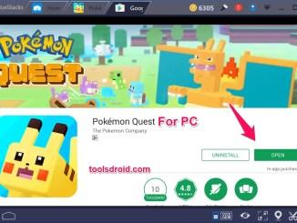 Pokemon Quest PC Windows
