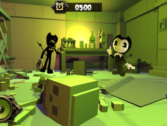 Scary Bendy Neighbor Simulator for PC