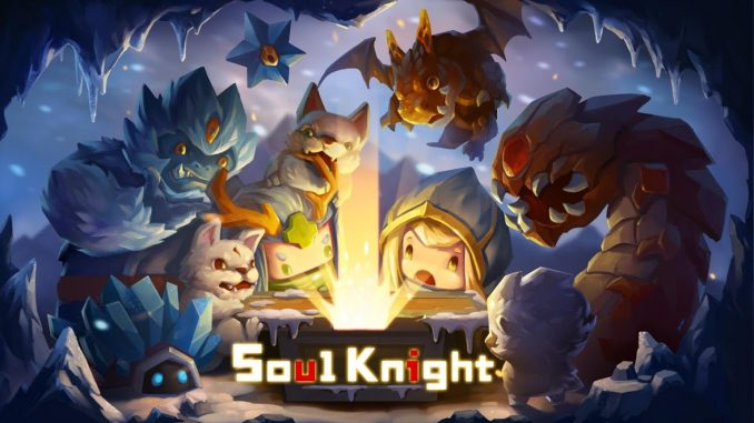 Soul Knight 1.7.8 Mod Apk