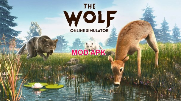 The Wolf 1.4 mod apk Hack Android