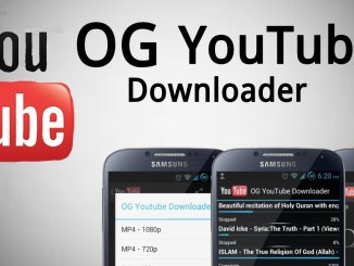 OGYouTube Latest 4.2 APK