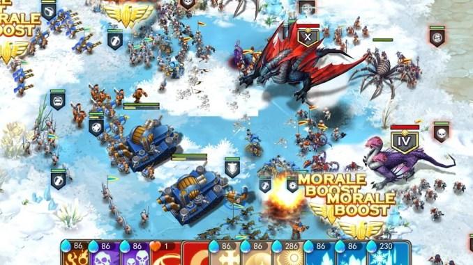Art of Conquest Dragon Dawn Mod Apk