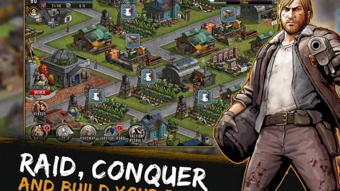 The Walking Dead: Road to Survival 12.0.3.62275 Mod Apk
