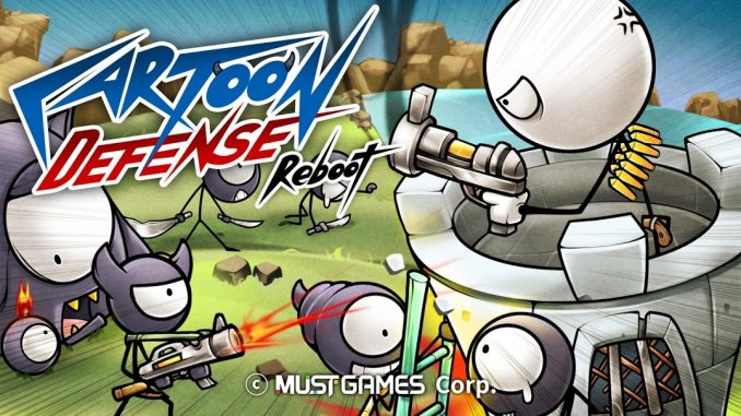 Cartoon Defense Reboot Tower Defense for PC