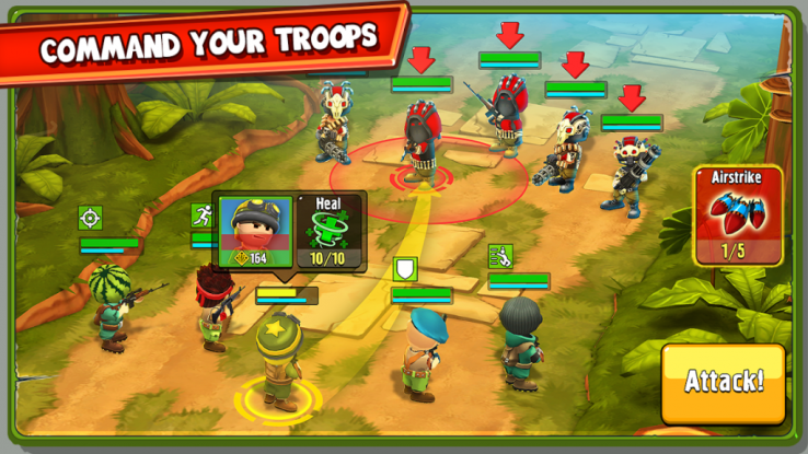 The Troopers: Special Forces for PC