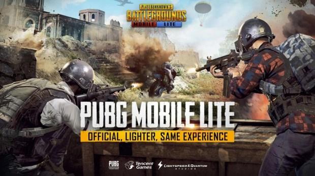 PUBG mobile Lite apk android