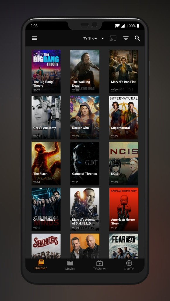 TeaTV apk for Android