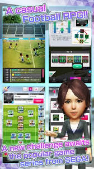 Sega Pocket Club manager Mod Apk