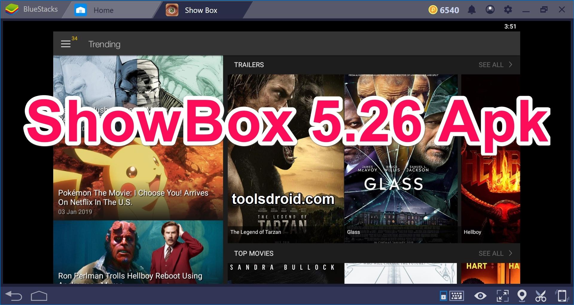 Download ShowBox 5 26 Apk Latest version [03 January 2019] - ToolsDroid