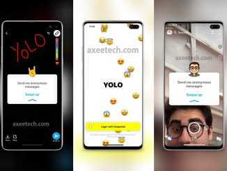 Yolo Anonymous Questions Apk for Snapchat Android