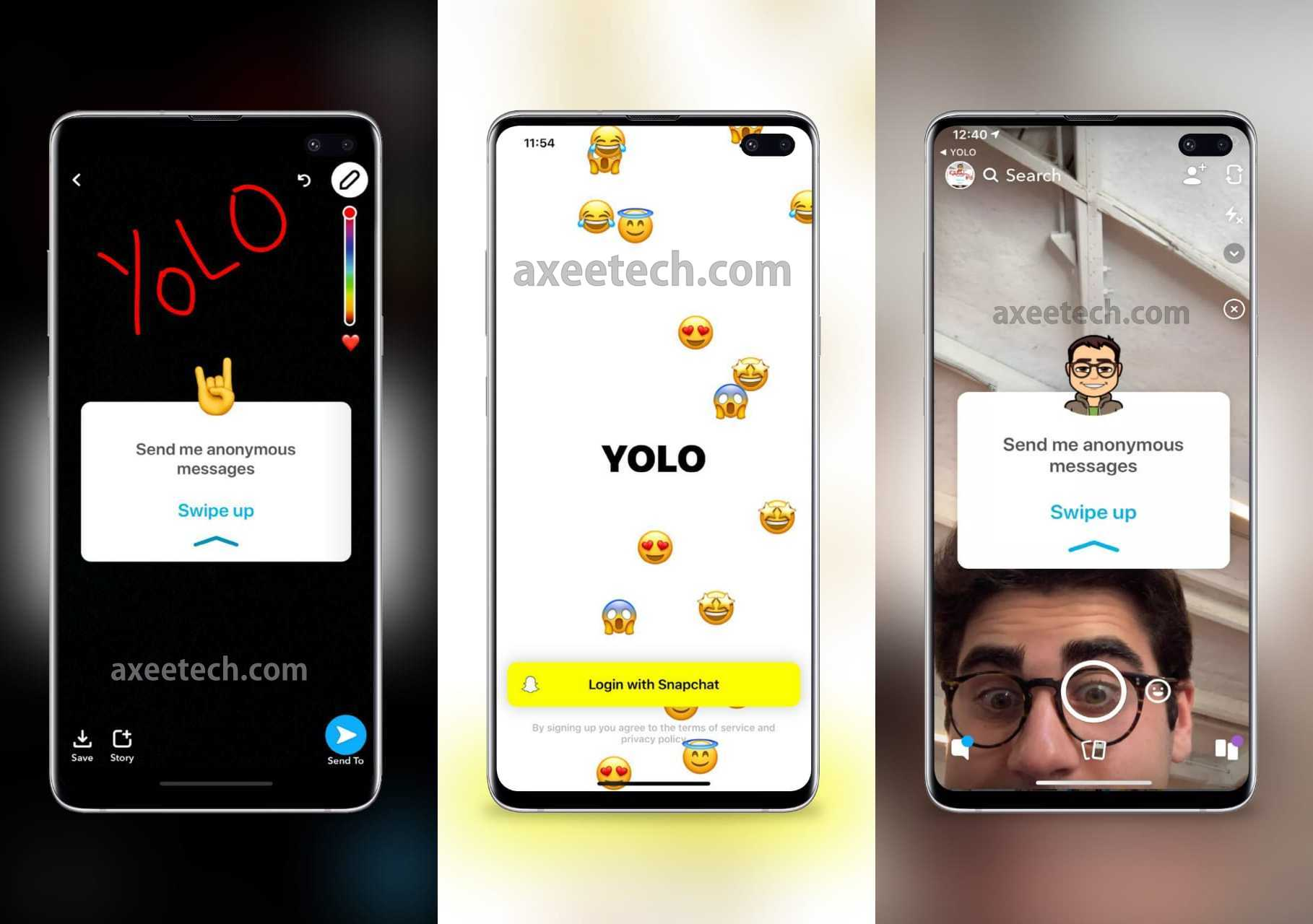Yolo Anonymous Questions Apk for Android [2019] - ToolsDroid