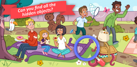 Hidden objects in picture Mod Apk
