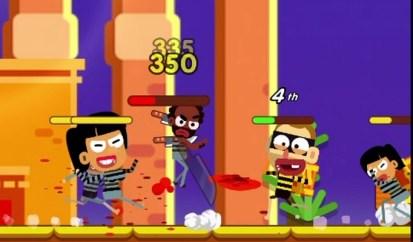 Thief Rivals Battle Running Multiplayer Game mod apk