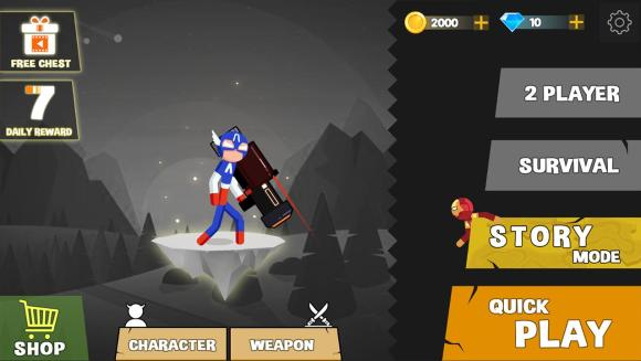 Stickman Fighting Mod Apk