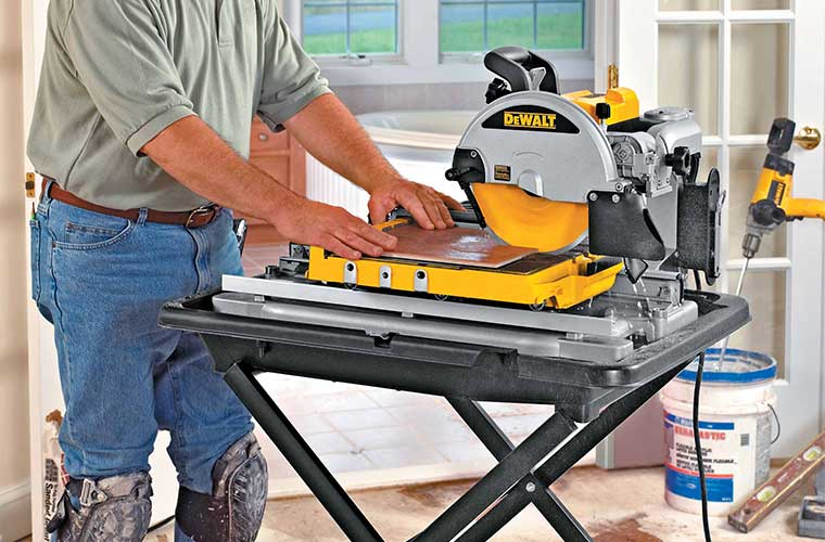 the best tile saw with reviews 2021 tools first
