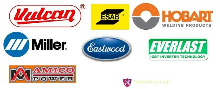 top 10 welding brands