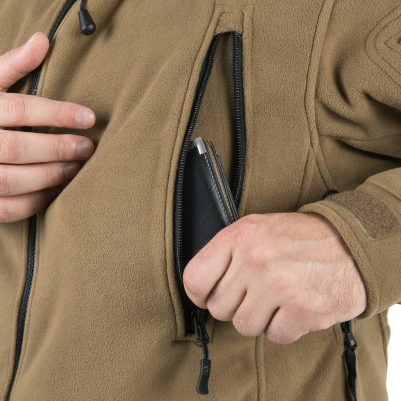 PATRIOT Jacket - Double Fleece