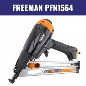 Freeman PFN1564 34 Degree Angle Finish Nailer