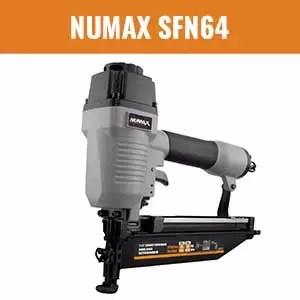 NuMax SFN64 Finish Nailer