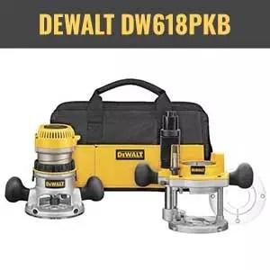 DEWALT DW618PKB Router