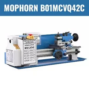 Mophorn B01MCVQ42C Metal Lathe