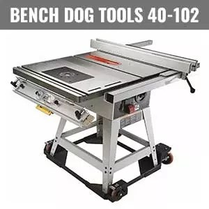 Bench Dog Tools 40-102 promax cast iron router table