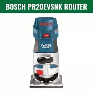 Bosch PR20EVSNK Router