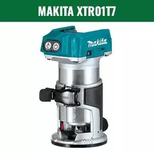 Makita XTR01T7 Cordless Compact Router