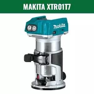 Makita XTR01T7 Cordless Compact Router Kit