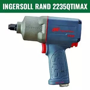 ingersoll rand 2235qtimax impact wrench