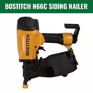 BOSTITCH N66C Coil Siding Nailer