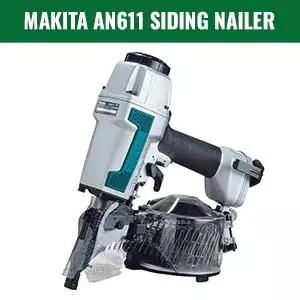 Makita AN611 Siding Nailer