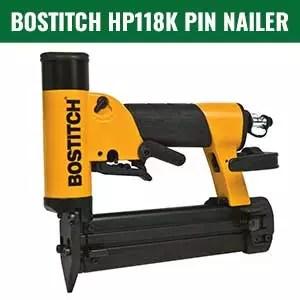 bostitch hp118k 23-gauge pin nailer