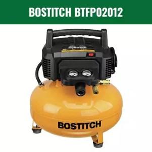 BOSTITCH BTFP02012 Pancake Air Compressor