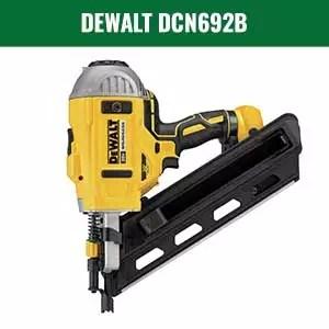 DEWALT DCN692B Max Cordless Framing Nailer