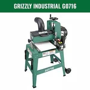 Grizzly G0716 Drum Sander