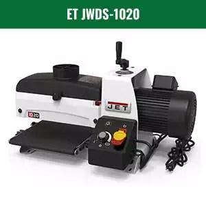 Jet JWDS-1020 Drum Sander