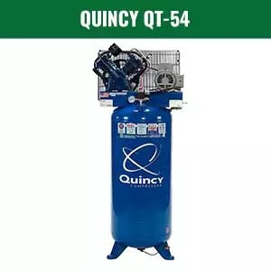 Quincy QT-54 Splash Air Compressor