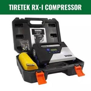 TireTek RX-i Digital Car Tire Inflator Air Pump