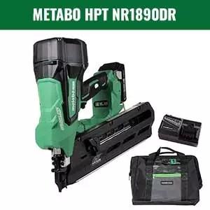 Metabo HPT NR1890DR Cordless Framing Nailer