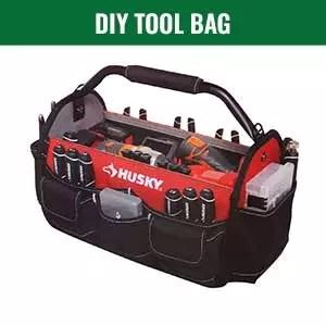 Personalized DIY Tool Bag