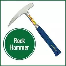 rock hammer