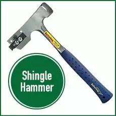 shingle hammer