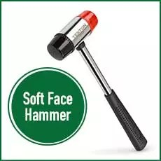 soft face hammer