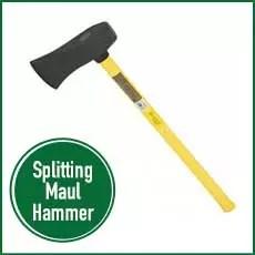 splitting maul hammer