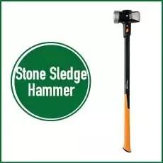 stone sledge hammer