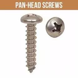 Pan-Head Screws