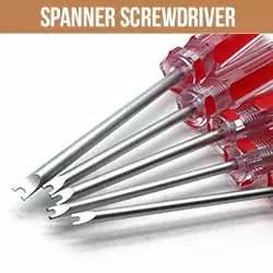 Spanner Screwdriver