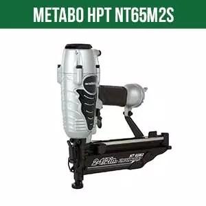 Metabo HPT NT65M2S Finish Nailer Kit