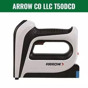 ARROW T50DCD Electric Staple Gun